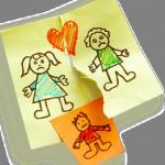 difficile decidere di separarsi e comunicare con i figli