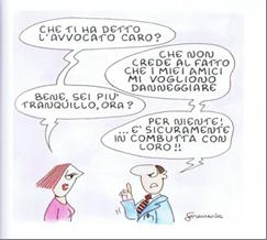 vignetta sul disturbo paranoide di personalità