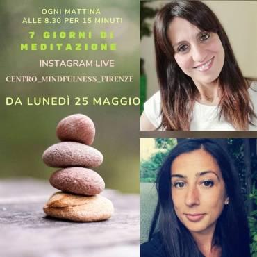 7 days meditation challenge!