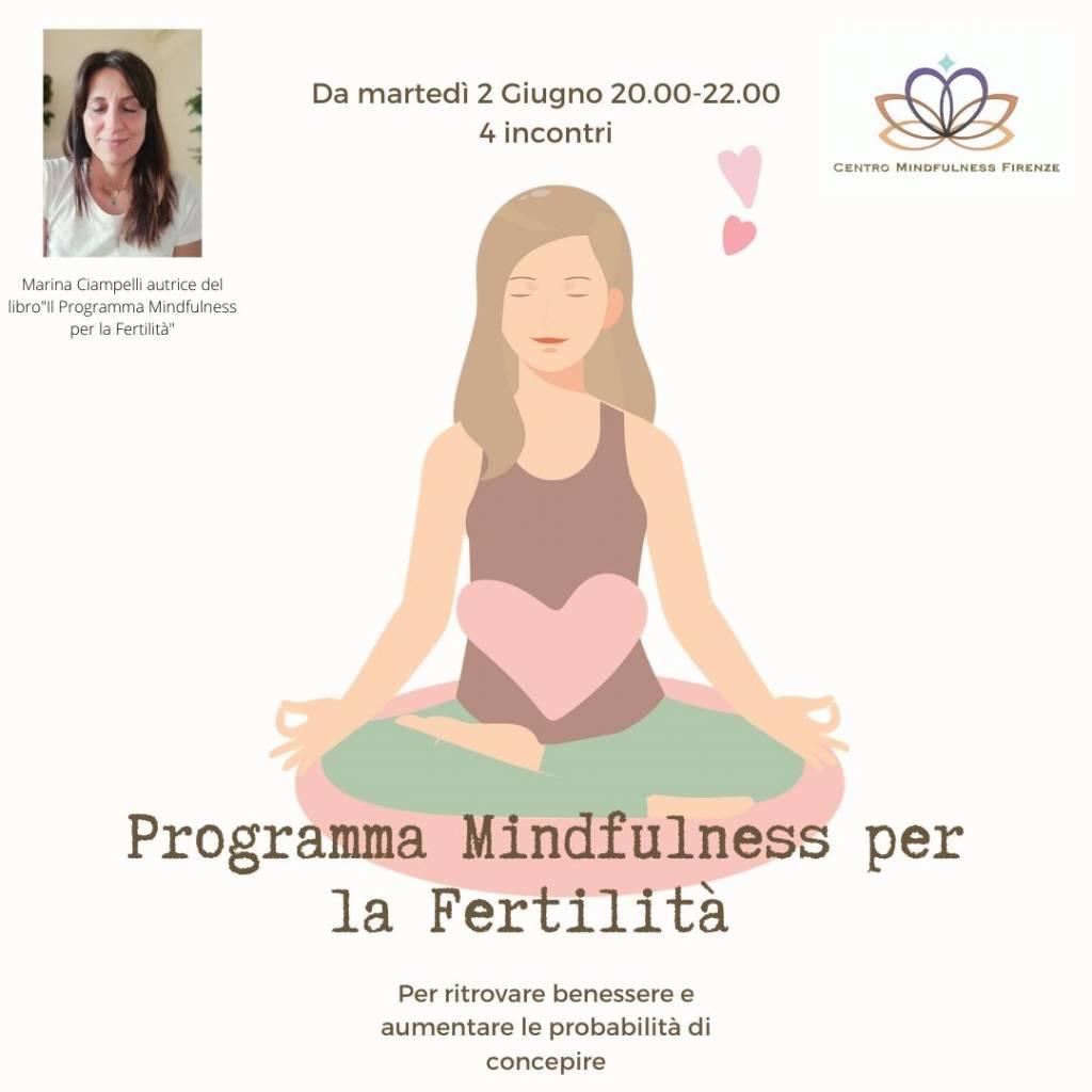 Programma Mindfulness per la Fertilità